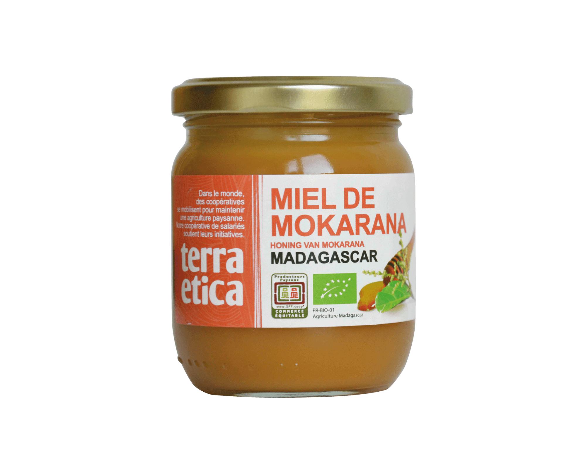 Miel de Mokarana de Madagascar bio et équitable I Terra Etica