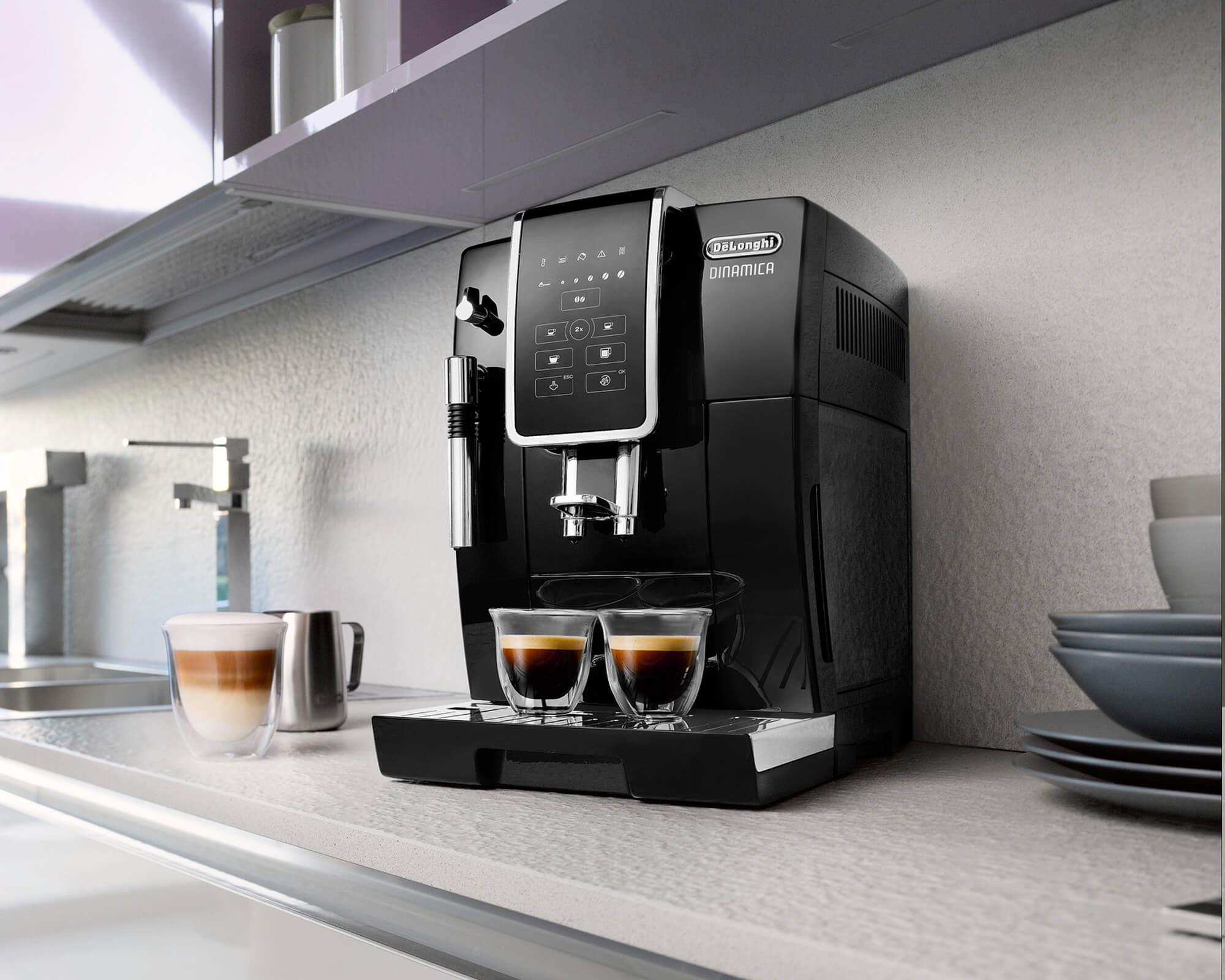 Machine automatique DELONGHI DINAMICA FEB 3515.B I Café Michel