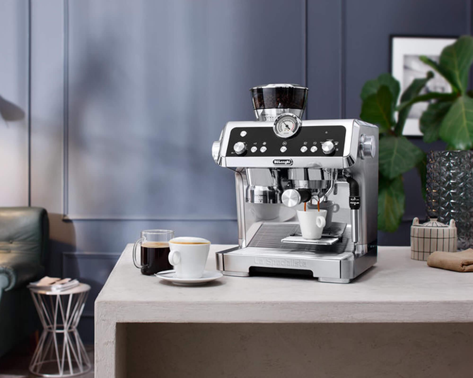 Machine expresso DELONGHI SPECIALISTA moulin integré I Café Michel