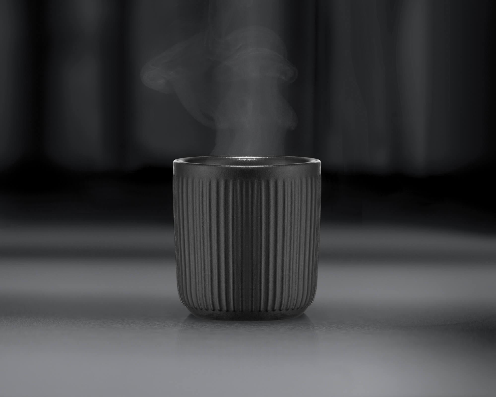 Set de 2 tasses noires Douro de Bodum I Café Michel