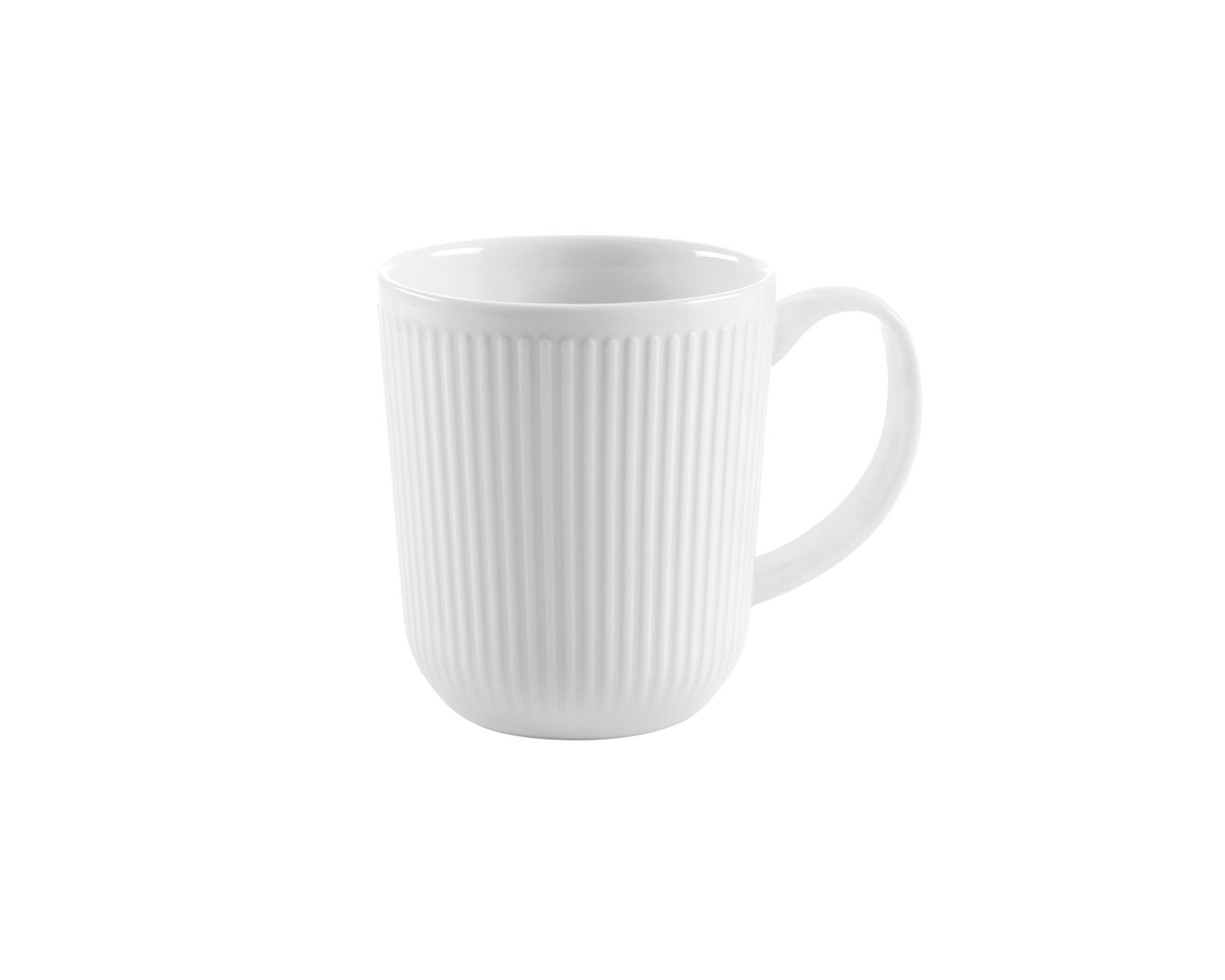 Set de 2 mug blancs Douro de Bodum I Café Michel